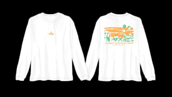 <PON Birth Day> LONG T-shirts