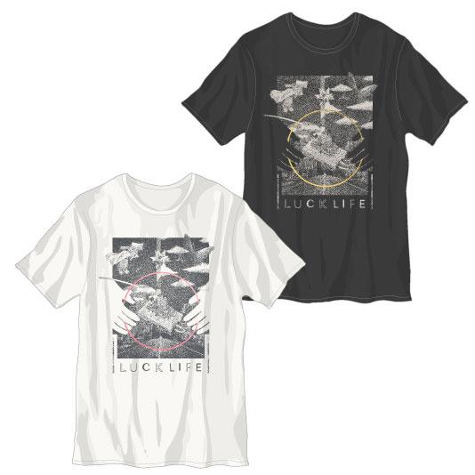 <ラックライフ>コラージュシリーズ Tシャツ